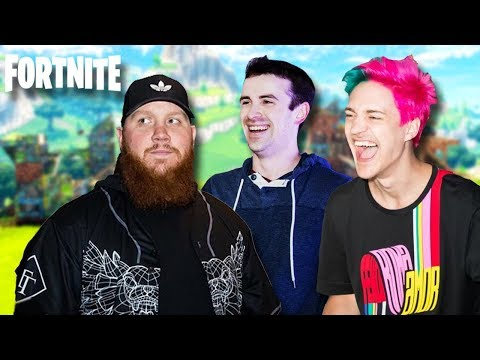 Fortnite Streamers FUNNIEST Clips Of All Time!