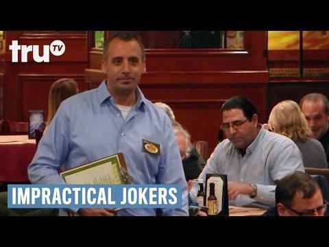Impractical Jokers - Joe Is Breaking Tables, Literally | truTV
