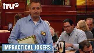 Impractical Jokers - Joe Is Breaking Tables, Literally | truTV