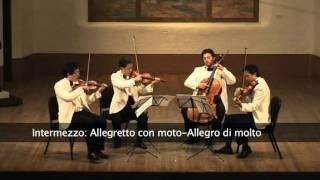 Play String Quartet No. 2 In A Minor, Op. 13