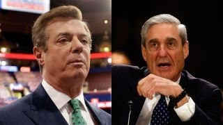 Paul Manafort in Mueller's investigation