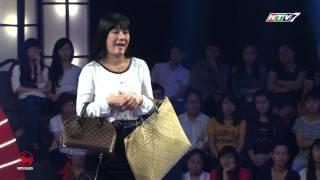 [Thách Thức Danh Hài] 30 năm đam mê để 1 phút trên sân khấu - Nguyễn Thị Định (Tập 3 - 29/4/2015)
