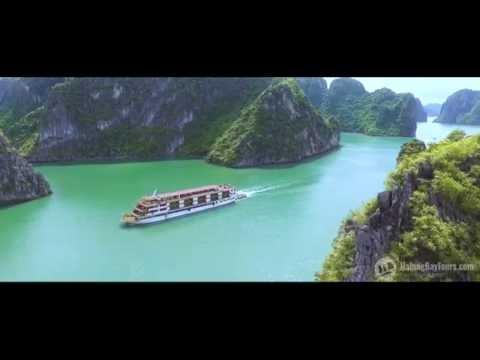 Visit Halong Bay - Halongbaytours.com Official Video