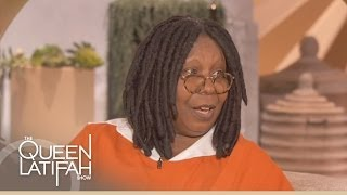 Whoopi Goldberg, Tim Conway, Travie McCoy and Patrick Stump on The Queen Latifah Show
