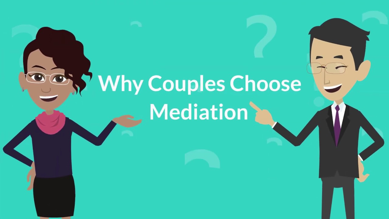 Why Couples Choose Mediation