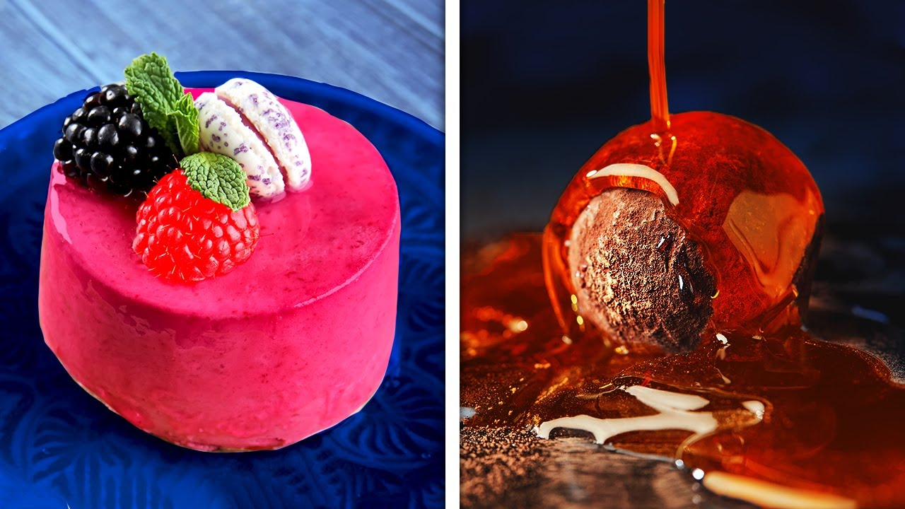 Download DESSERT SATISFACTION || 32 Mouth-Watering Food Ideas That Will Blow Your Mind