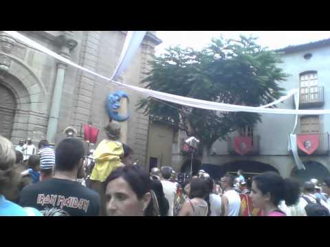 The Roman Festival in Guissona