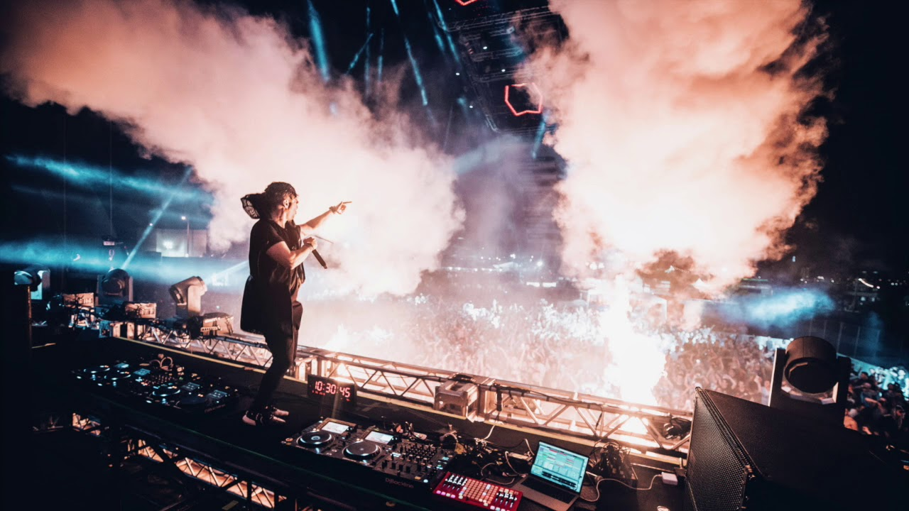 3LAU @ ULTRA 2019 (90 songs in 90 min)