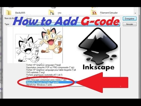 fichier gcode cnc