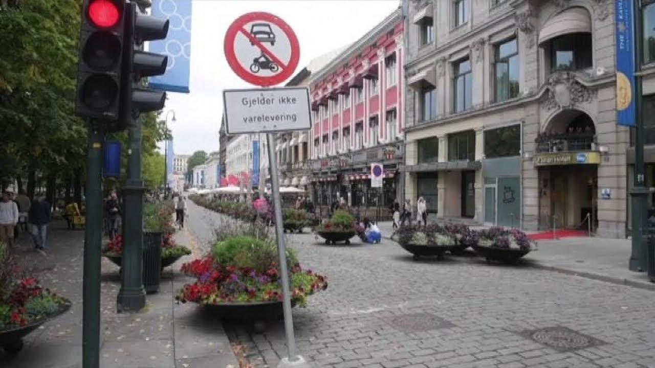 Guerra Città Degli Oslo Dichiara Centro AutoIl È Abitanti Alle MGSqUzVp