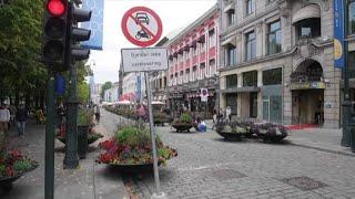 Oslo dichiara guerra alle auto, il centro città è degli abitanti