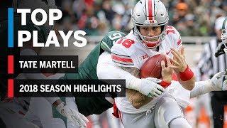 Season Highlights: Ohio State QB Tate Martell to Transfer to Miami   Big Ten Football