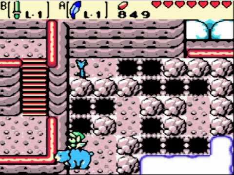 Misc Computer Games - Legend Of Zelda - Oracle Of Seasons - Dancing Dragon Dungeon