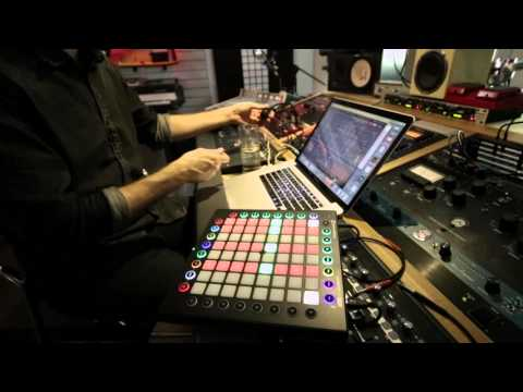 Novation // Launchpad Pro - 'Found Sound' Performance