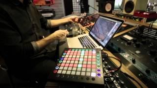 Скачать Novation Launchpad Pro Found Sound Performance