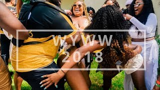 THE LITTEST COLLEGE POOL PARTY EVER   WYWW18 VLOG