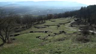 1854 Crimean War Battlegrounds