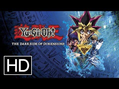 'Yu-Gi-Oh! The Dark Side Of Dimensions' Trailer