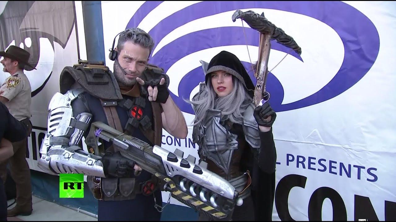 Comic-Con 2017: в Сан-Диего проходит крупнейший фестиваль поп-культуры