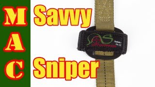 Savvy Sniper Slings