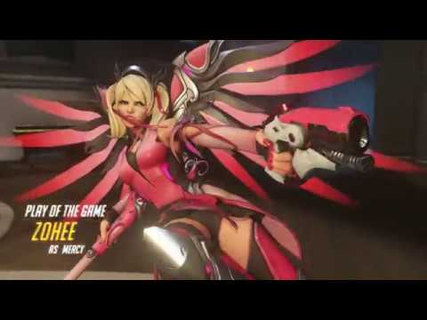 Overwatch: Zohee's Mercy POTG