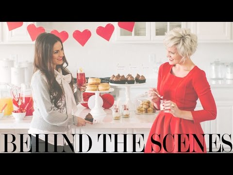 Behind the Scenes with Whippy Cake + The Tomkat Studio