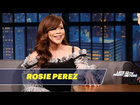 Seth Meyeres vs. Rosie Perez Was Taught Baseball By Nuns