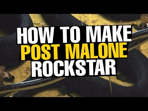 """How To Make """"Rockstar"""" - Post Malone [FREE ABLETON PROJECT FILE]"""