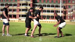 Rugby Iq Academy - Cape Town - U14 To U19 Off-season Training Program