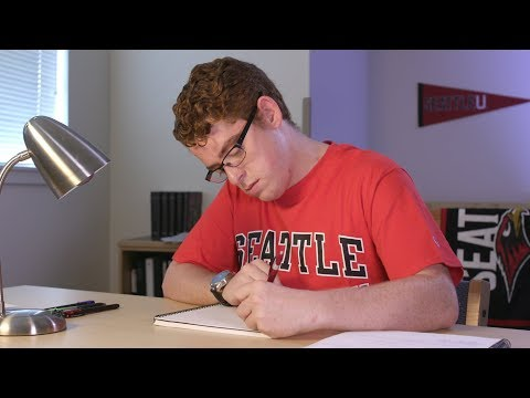 Letter to Seattle University