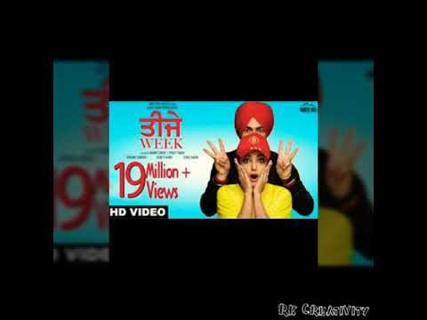 teeje week punjabi song download 320kbps
