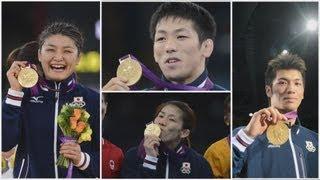 ロンドン五輪で獲得した38のメダルと競技、演技(スライドショー)。 ...