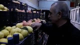 Kebapçı Ali baba sabahın 5 inde müşterileri için halden alışveriş yapıyor