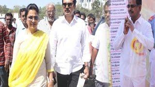 Producer Council Election | Kalaipuli S Thanu | AL Azhagappan | Mansoor Ali Khan - BW