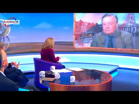 Ken Clarke claims there's a looming Brexit issue that will make Ireland 'look a PICNIC'