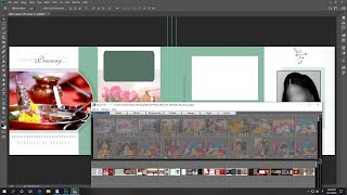 photoshop CC  Album DS  Fast & Easy  Album Design  Manual Design  Any PSD Templates  Photobook