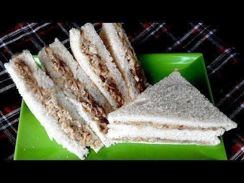Bengali Chicken Sandwich Recipe/Spicy Chicken Sandwich Bengali Ranna/মজাদার চিকেন স্যান্ডউইচ রেসিপি