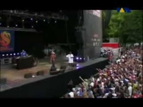 Brand Nubian - Slow Down (Live Splash)