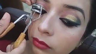 Party Makeup Beauty parlour Technique
