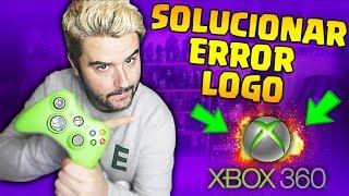 MI XBOX 360 SE QUEDA EN EL LOGO COMO SOLUCIONARLO?(SALE BIEN)-9BRITO9