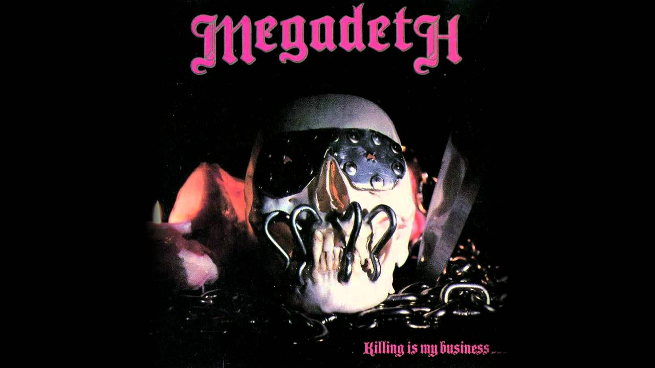 Megadeth -  The Skull Beneath The Skin (Original)