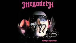 Megadeth -  The Skull Beneath The Skin (Original)