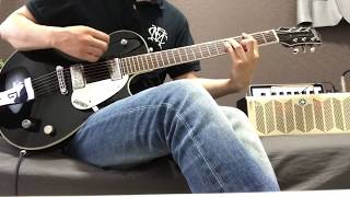 ギター演奏動画です。音はヤマハのTHR10を使ってGarageBandで録音してい...