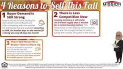 4 Reasons to Sell This Fall INFOGRAPHIC