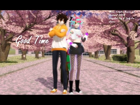 [MMD] Good TIme {ft. Charly,Lightning)