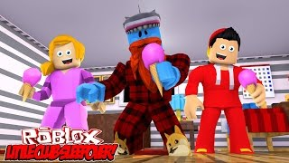 ROPO ASKS LITTLE KELLY FOR A SLEEPOVER !??? Sharky Gaming   Roblox