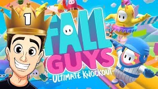FALL GUYS TOP UNOOO AU NIVEAU MAX - Fall Guys