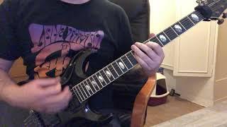 SOILWORK - The Ageless Whisper Guitar Cover