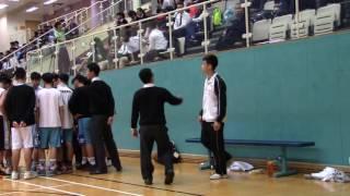 2016 九龍D3 學界籃球 聖本德-寧波公學