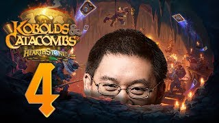 WARLOCK IS BACK?! - Kobolds and Catacombs Review #4